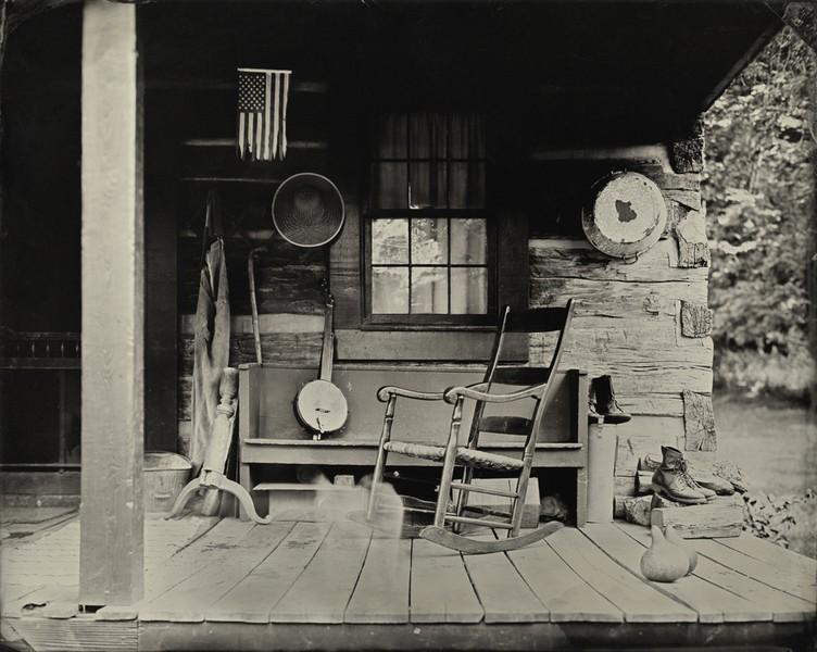 Jim's Porch