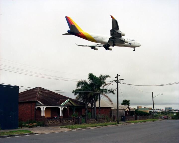 Plane, The Princes Highway