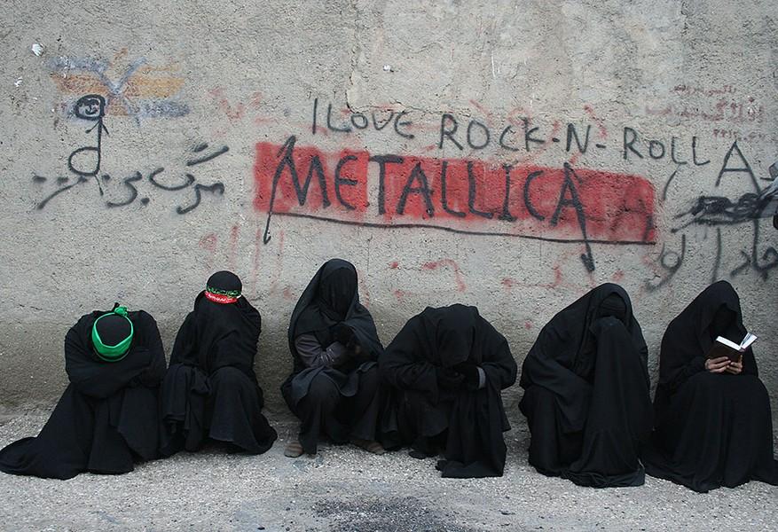 Women in Religious Ceremony