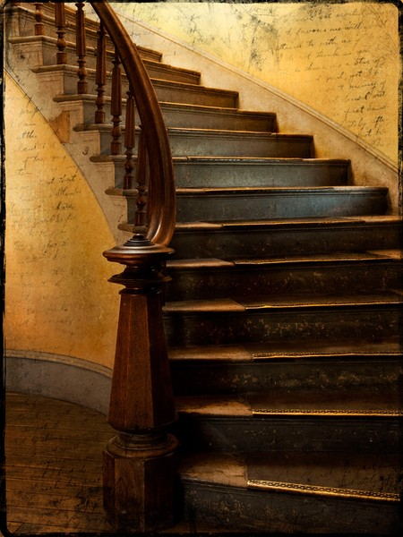 Bannack, the Inside Stories, Stairs