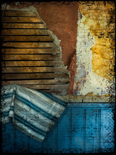 Bannack, the Inside Stories, Blue