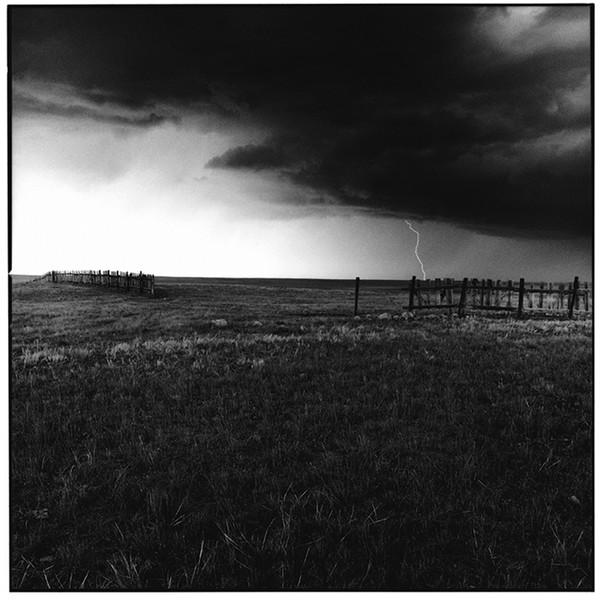 Near Wardlow, Alberta, 1995