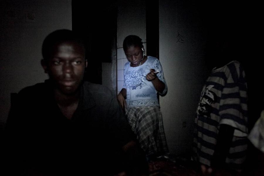 Dancing in Kin. Kinshasa, DRC