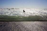 Ishmael at Sea. Cape Town, ZA