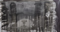 Concupiscence  42 x 84 inches