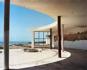 Restaurant Interior, Dead Sea, Israel