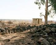 Syrian Sentry Post, Gilbon, Israel