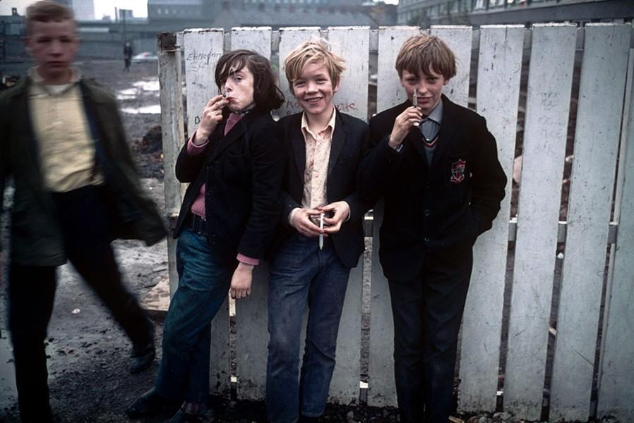 Irish Boys, Belfast