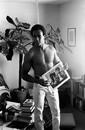 Huey Newton, Black Panther Series, Berkeley, CA