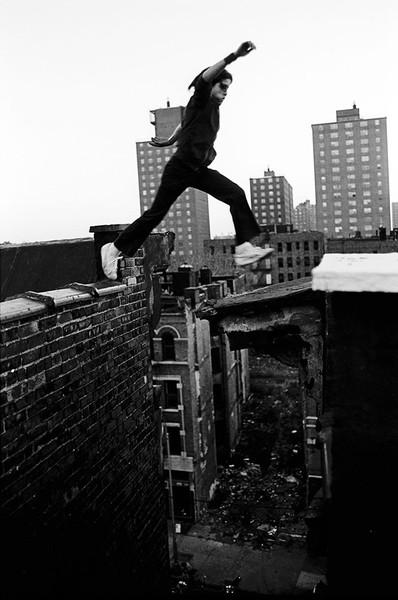 Ralph Jumps, Outside the Dream & Bronx Boys, Bronx