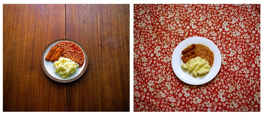 Dinner, Furze Croft | Dinner, Portland Road