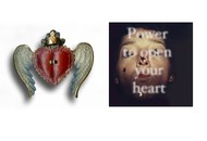 Power to open your heart