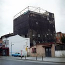 Black Building, Kasimpasa, Istanbul