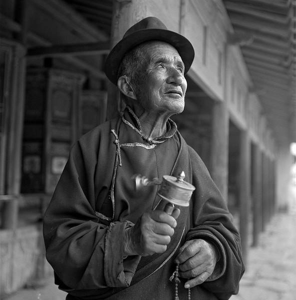 China, Xiahe, 2008