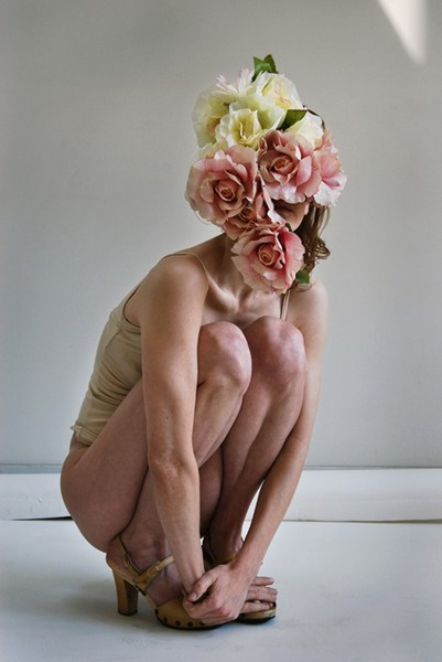 Roses'(self-portrait),elkeandreasboon