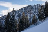 Snowy Landscape (Manali), 2013