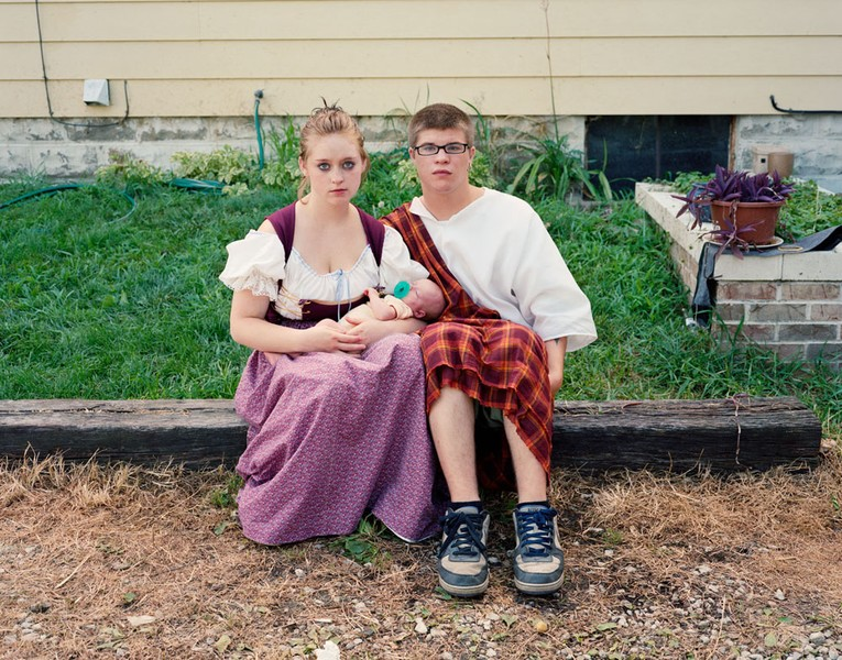 Jessica Morlan and Tommy Fischer, Marshallville OH