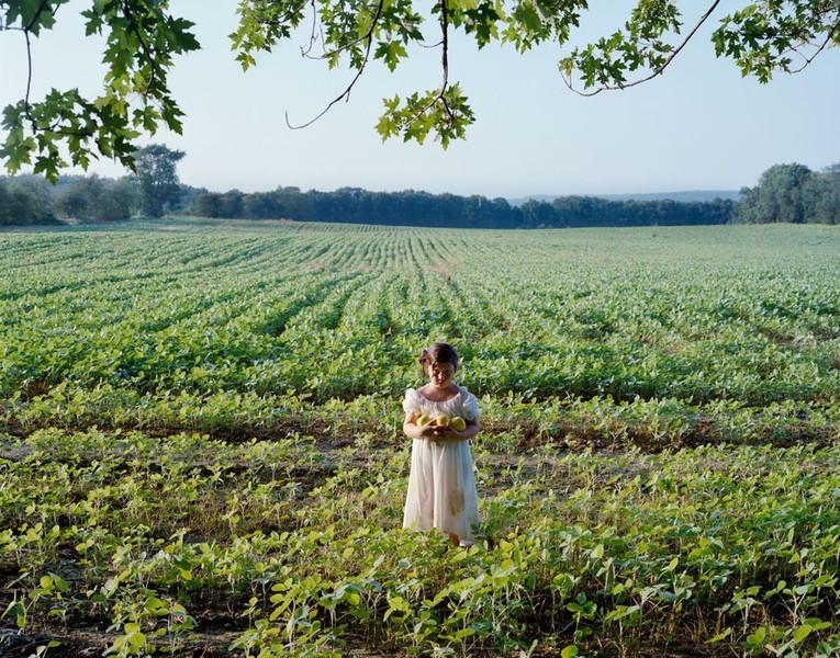 Brooke Lower, Apple Bobbing, Marshallville OH