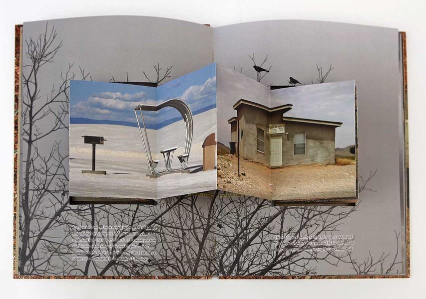 Shelter; photobook; HP Indigo; 2009