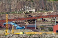 LKAB Iron Ore Terminal, Narvik, Norway