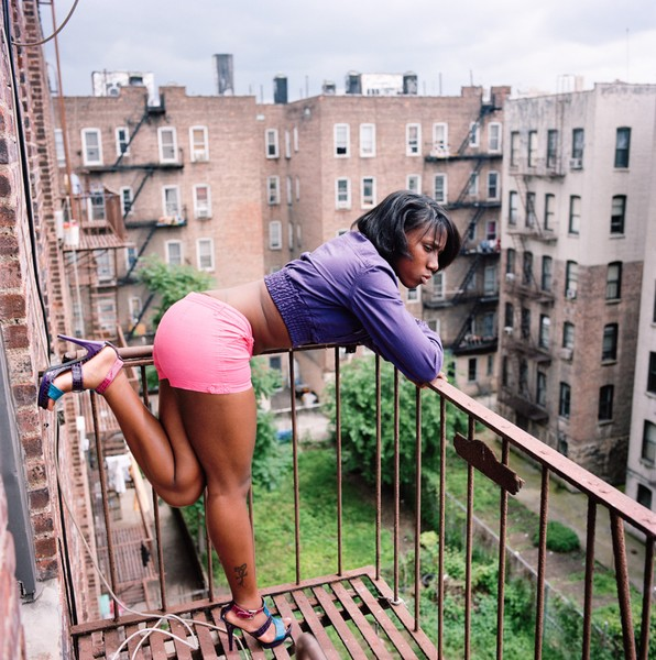 Shanel. Bronx, New York