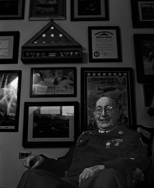 Bill Brunger, U.S. Army