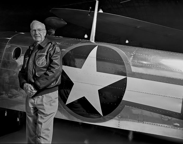 Mitch Mishler, U.S. Army Air Core
