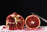 Pomegranate and Blood Orange