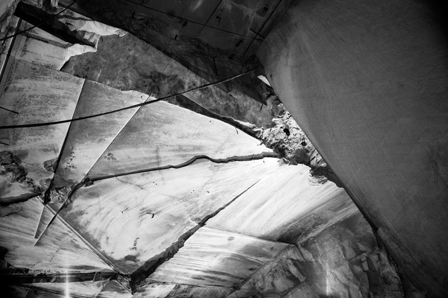 Untitled 13 from the series Marble Room