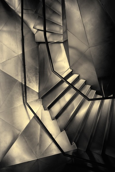 Untitled 6 from the series Stairs