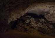 Hidden Passageway; Mammoth Cave, KY