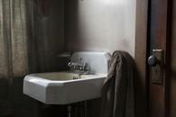 John's Bathroom Sink