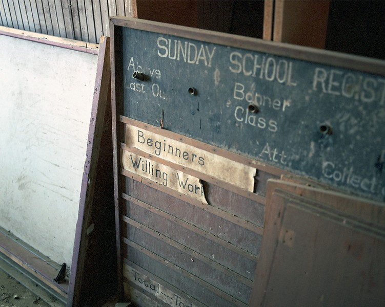 We Sagebrush Folks, Inside the Greenwood School