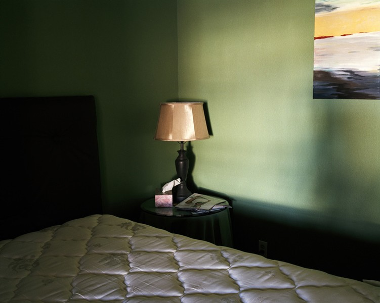 Bedrrom, Sleep Lab, Dripping Springs, Texas