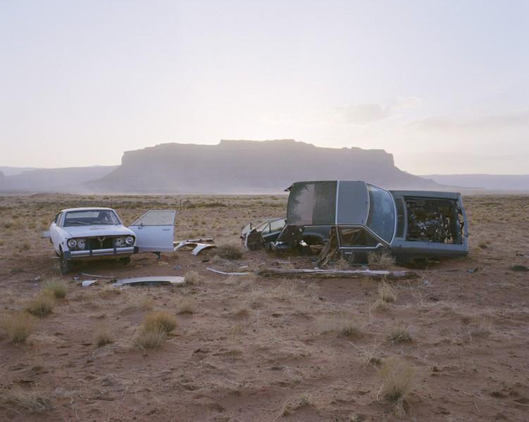 Car Skeletons, Arizona