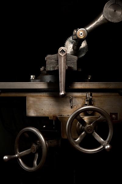Van Norman Duplex Milling Machine