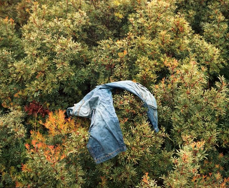 Abandoned Jeans, Benidorm, April 2011
