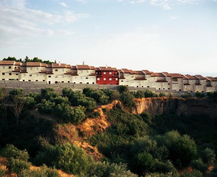 New Housing, Granada - September 2009