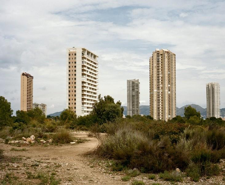 Benidorm, April 2011