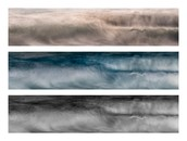 Waves III - Triptych, 2014