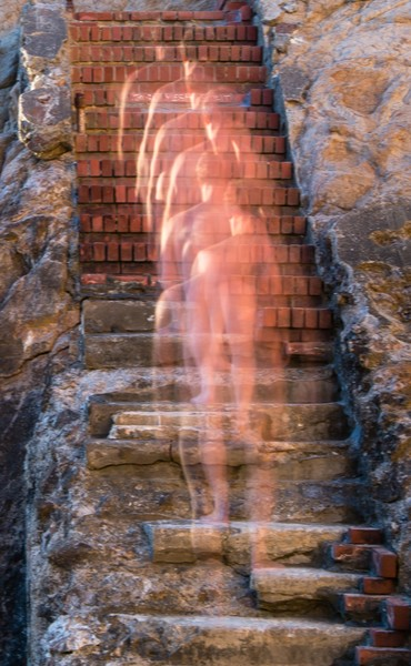 Nude Ascending Stairs, 2012