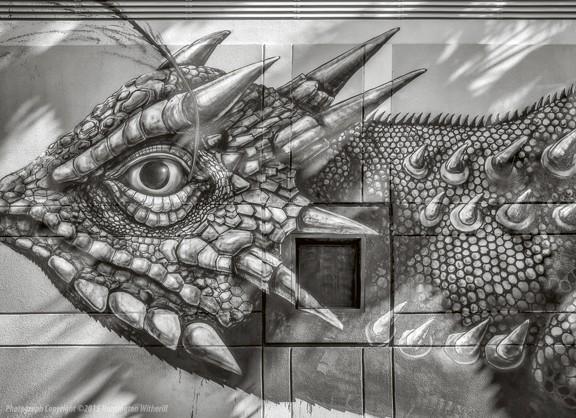01742 • Wall Painting #7 Las Vegas, NV, 2015