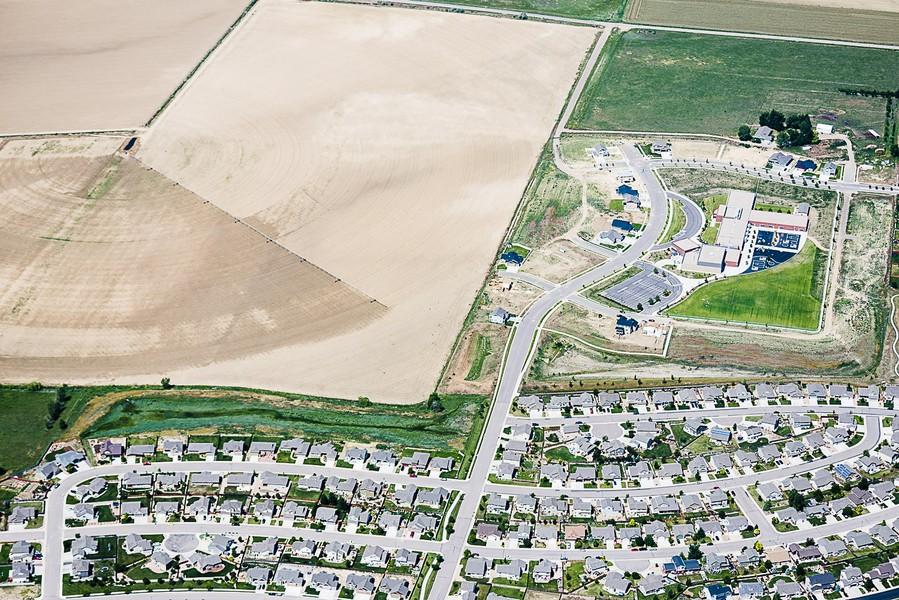 Summit View I, Severance, CO, 2014