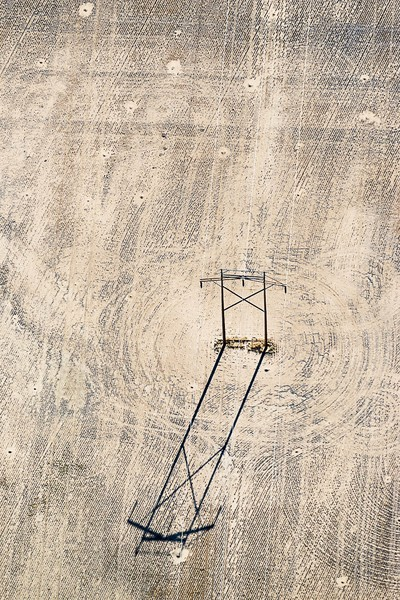 Tower Shadow, Wiggins, CO, 2013.