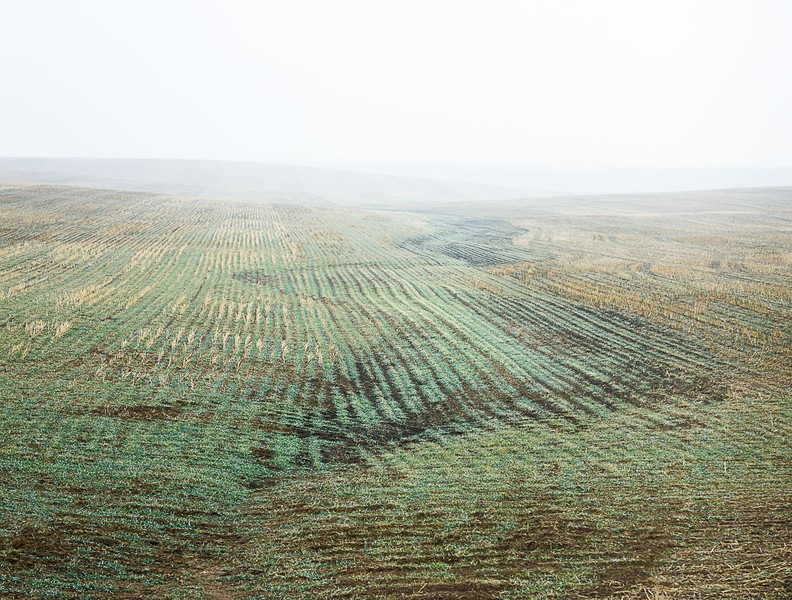 Water Course, Woodrow, CO, 2013
