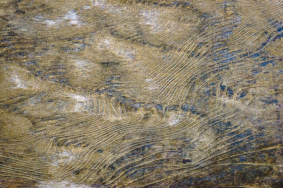Contour Waves, Pawnee Buttes, CO, 2015