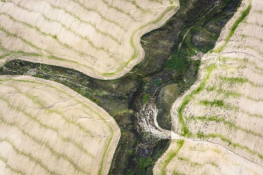 Erosion Effects, Byers, CO, 2014