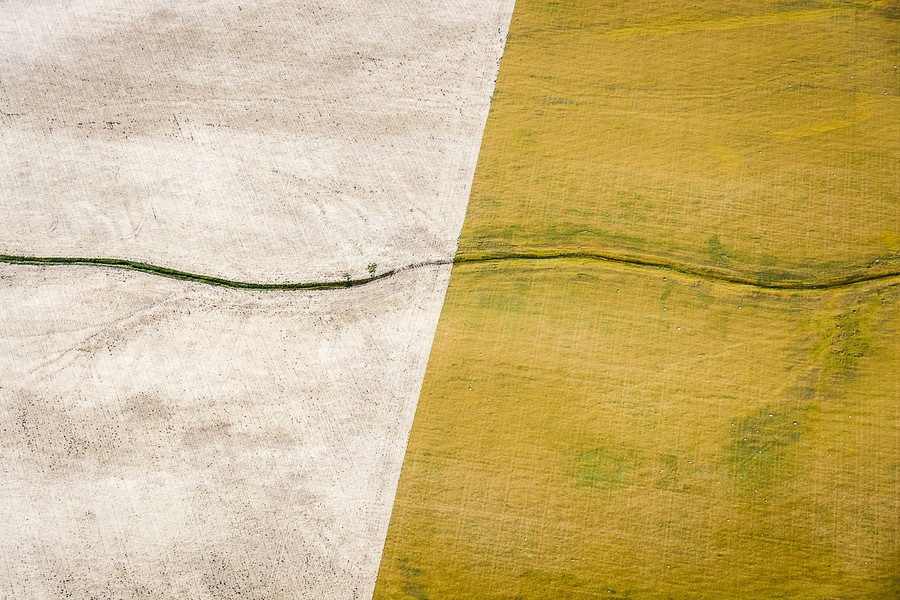 Perfect Boundary, Fort Morgan, CO, 2014
