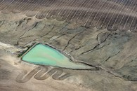 Turquoise Reservoir, Deer Trail, CO, 2014