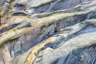 Pastel Ridges, Landmannalauger, Iceland, 2012